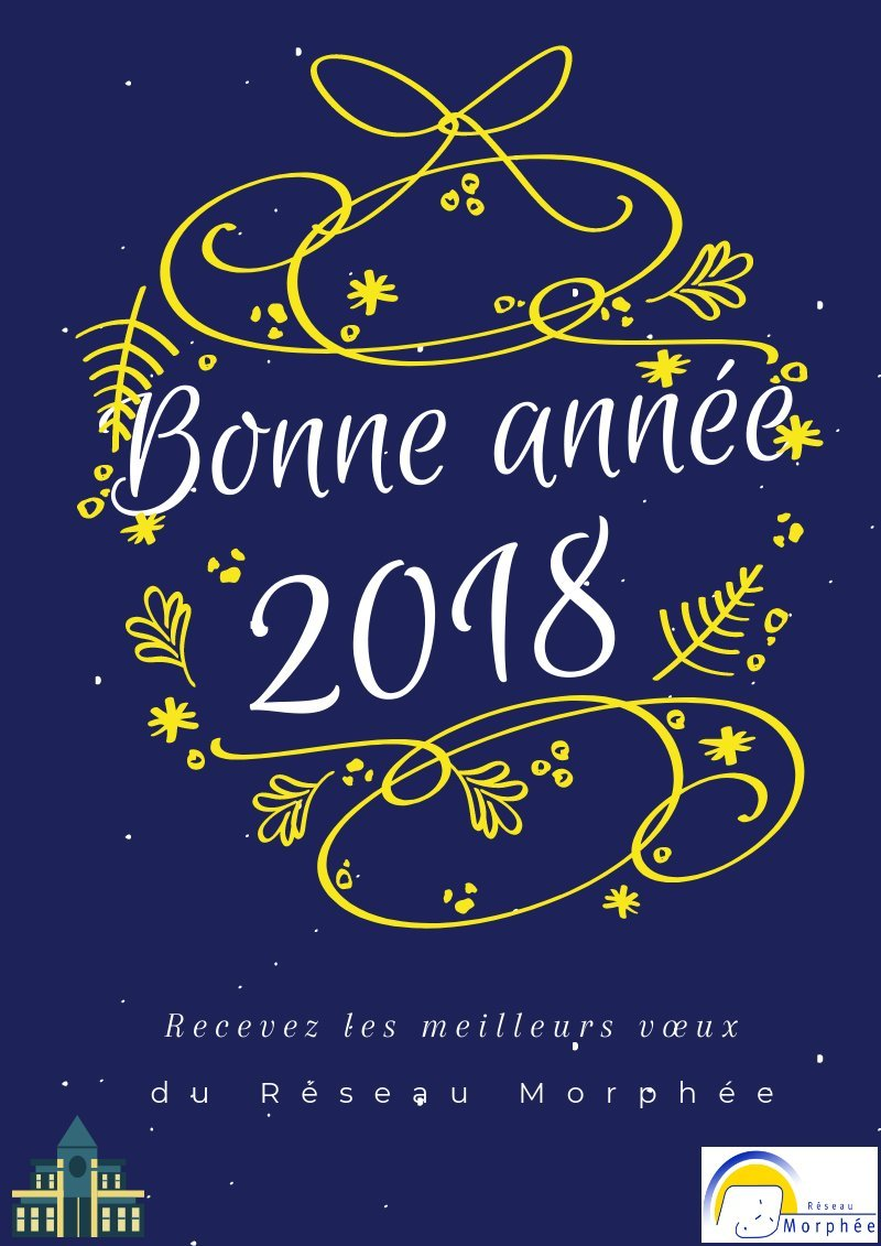 Nos meilleurs voeux pour la nouvelle année